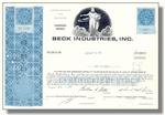 Beck-Industries-Stock-Certificate
