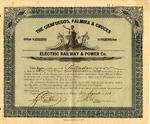 Cienfuegos-Palmira-Cruces-Electric-Railway-Power