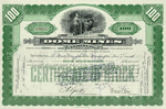 Dome-Mines-Limited-Stock-Certificate