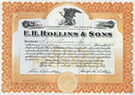 E.H.Rollins-Sons-(-Banking-house-)-Maine