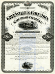 Greenville-Columbia-Railroad