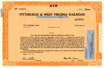 Pittsburgh-West-Virginia-Railroad
