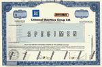 Universal-Matchbox-Group