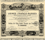 Usines-Franco-Russes-Russia.France