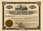 Warren-C.Evans-Machine